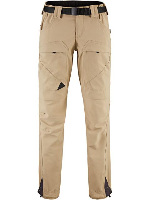 Klättermusen W's Gere 2.0 Regular Pants Khaki